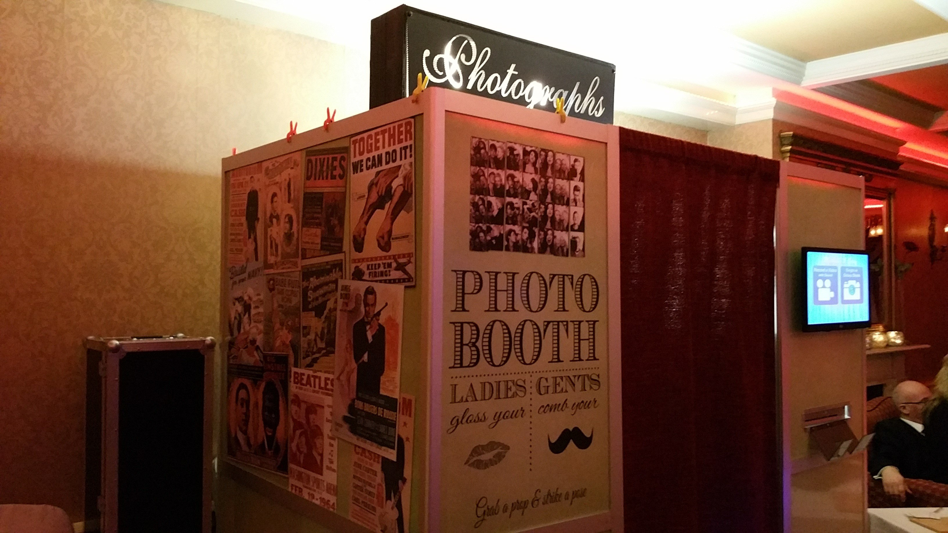 Wedding Photobooth available in Ireland