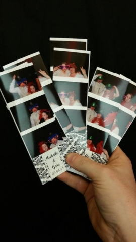 Wedding Photobooth available in Ireland