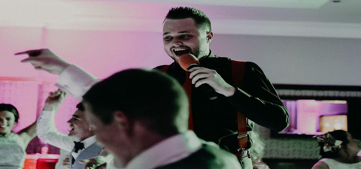 Paudie Walsh Wedding DJ