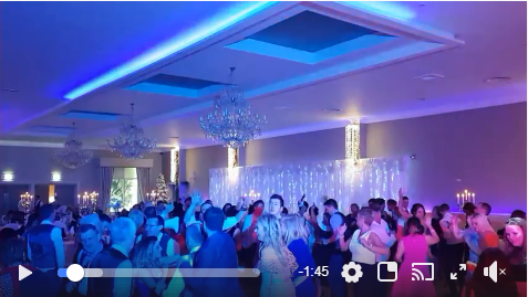 Kerry Wedding DJ – Killarney Oaks Hotel