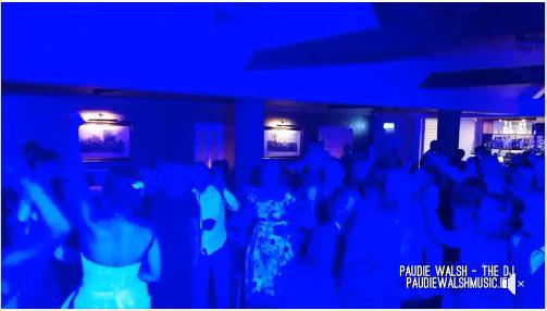 Kerry Wedding DJ – Paudie Walsh @ Ballyseede Castle, Tralee
