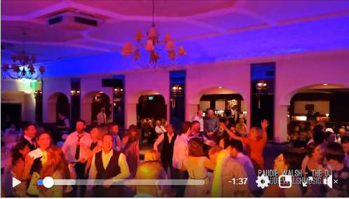 Wedding DJ in Kerry