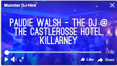 wedding-djs-in-kerry-killarney