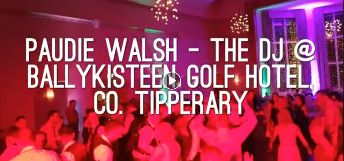 Wedding DJs Tipperary