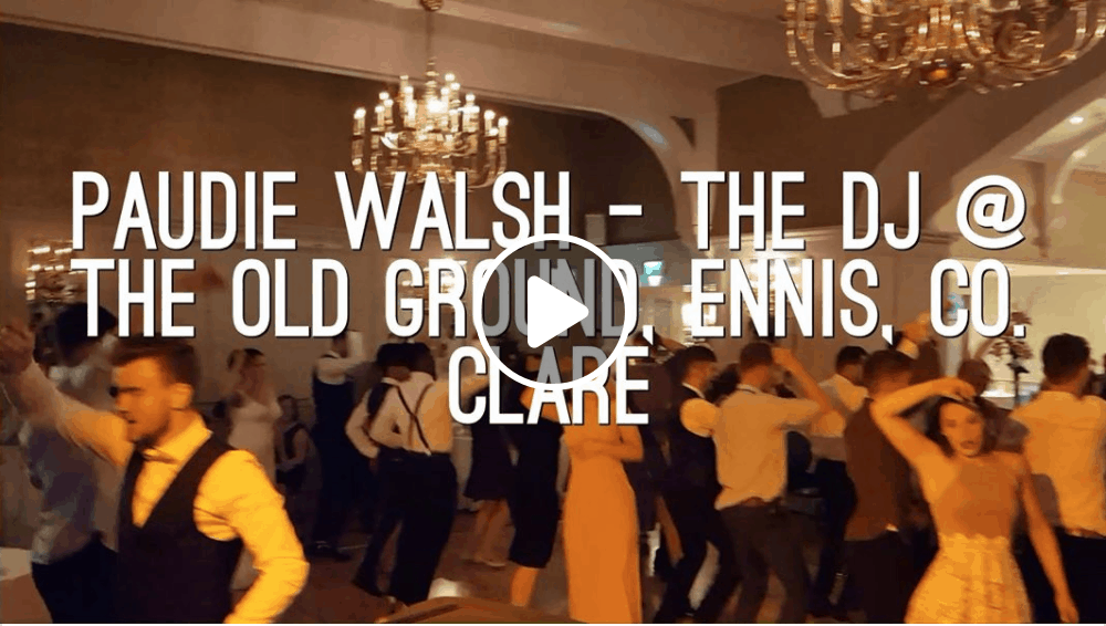 Best Wedding DJs in Clare – Old Ground, Ennis