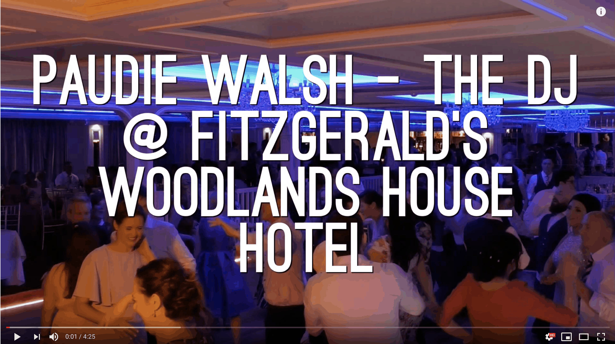 The Fitzgerald's Woodlands House Hotel