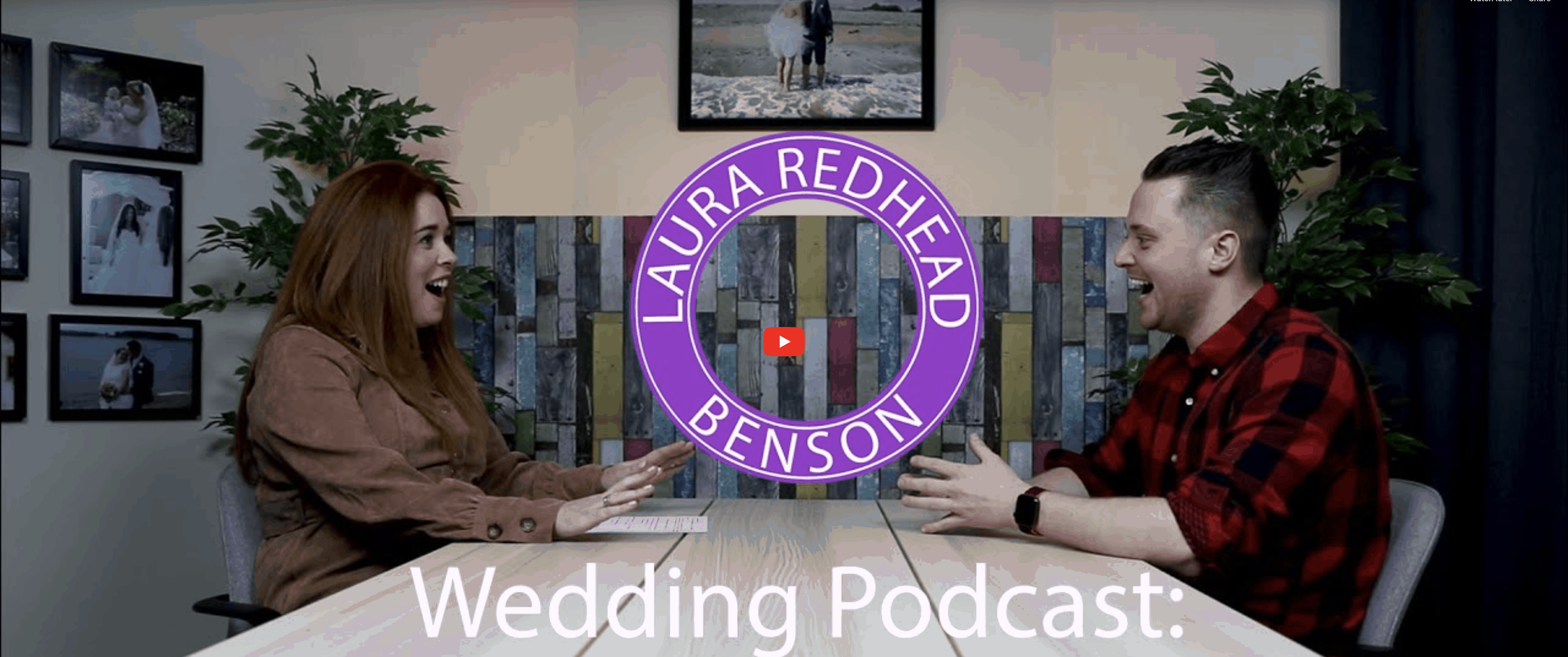 Wedding Podcast with Laura Redhead Benson