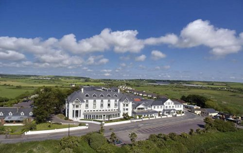 garryvoe hotel cork wedding dj
