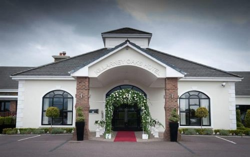 killarney oaks hotel kerry wedding dj